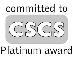 Committed to CSCS - Platinum Award