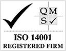 ISO 140001 - Registered Firm